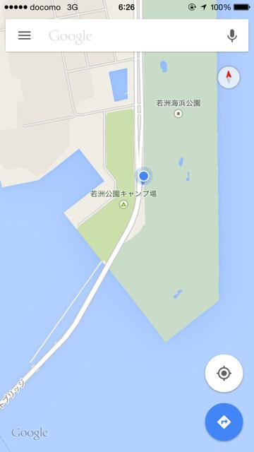 東京ゲートブリッジと初日の出3